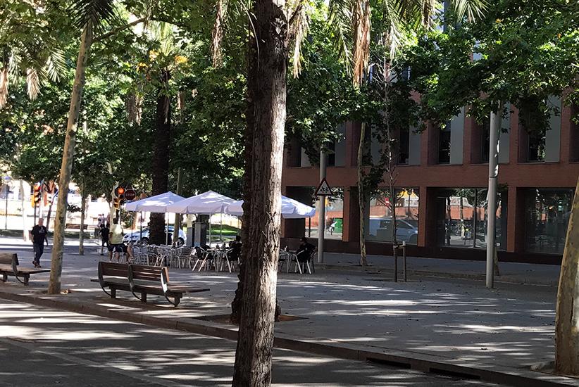 Café de terraza, otro microrrelato de Hebe Prado. Cafeuento ediciones