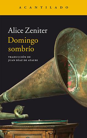 Domingo Sombrío, Alice Zeniter, Acantilado
