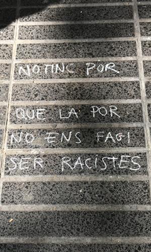 Ramblas de Barcelona, agosto 2017, no tinc por | Hebe Prado