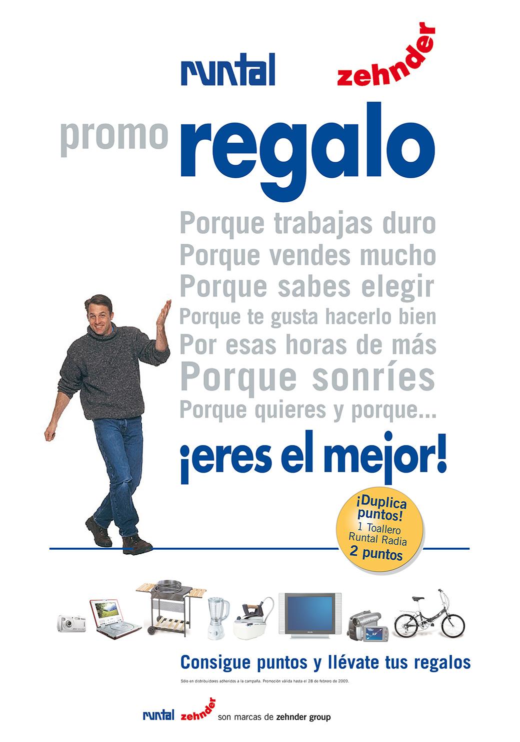 Boceto Cartel PROMO'08 Hebe Prado