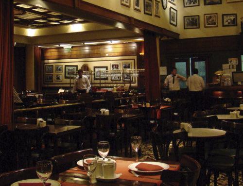 El Café de los Angelitos